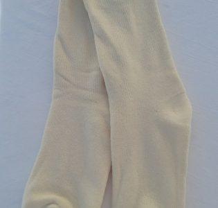 calcetin rizo - de 4 anos a 10 anos bauldealgodon