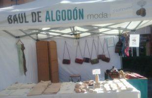 Baúl De Algodón En La Feria De Tafalla