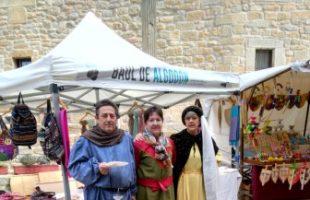 Feria-medieval-marzo-Sos-del-Rey-Católico Feria De Artesania