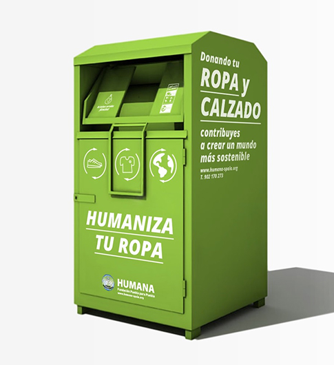¿Por que es bueno reciclar ropa vieja?